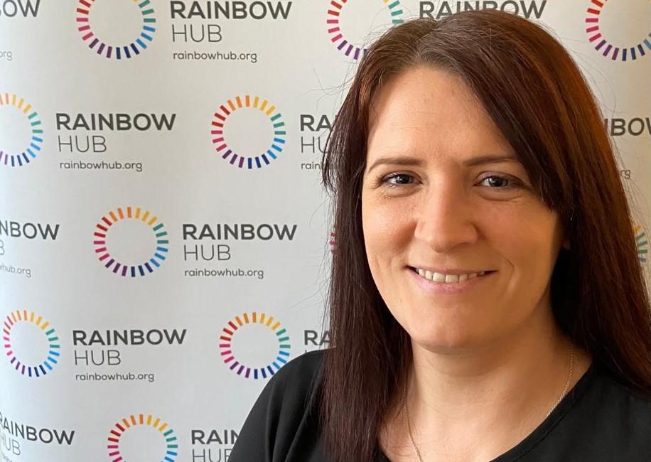 Rainbow Hub announces new Chief Executive